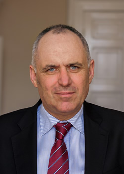 Padraig Ryan, Chairperson of the Board