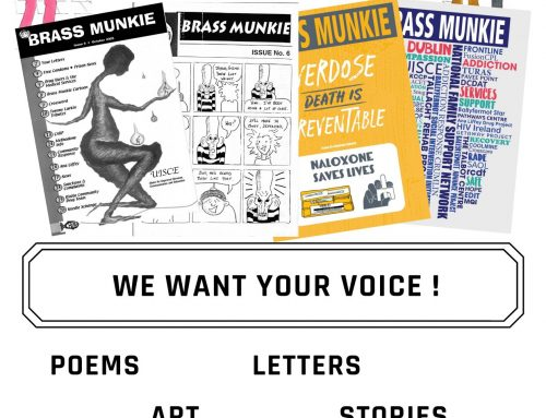 Call for magazine content